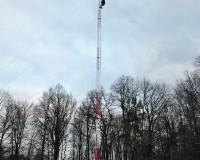 Москва мачта радиосвязи